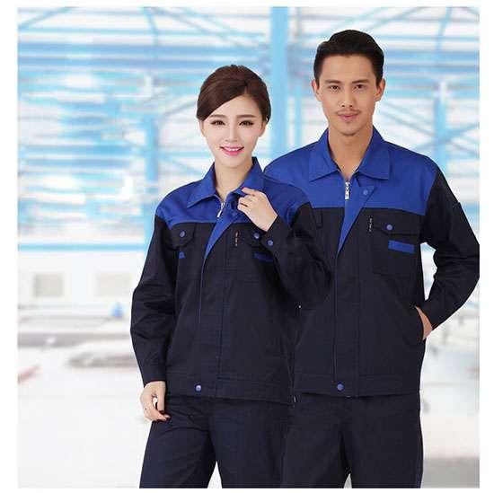 may đồng phục công nhân cơ khí