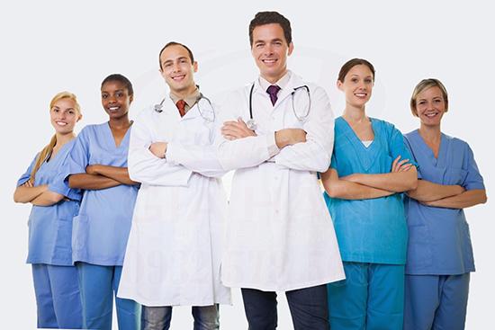 may đồng phục phòng khám; bệnh viện tại bến cát