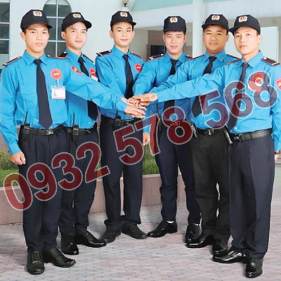 may đồng phục bảo vệ tại quận 1
