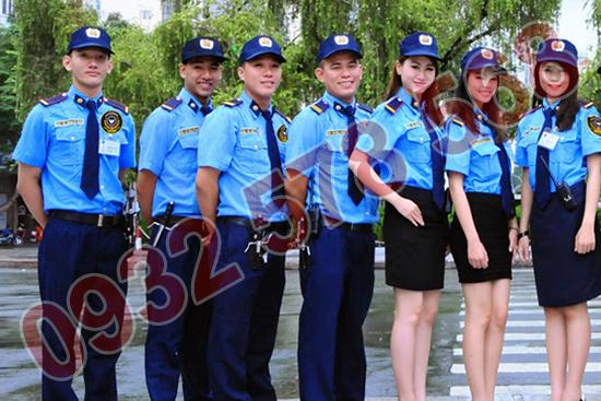 may đồng phục bảo vệ giá rẻ tại quận 2