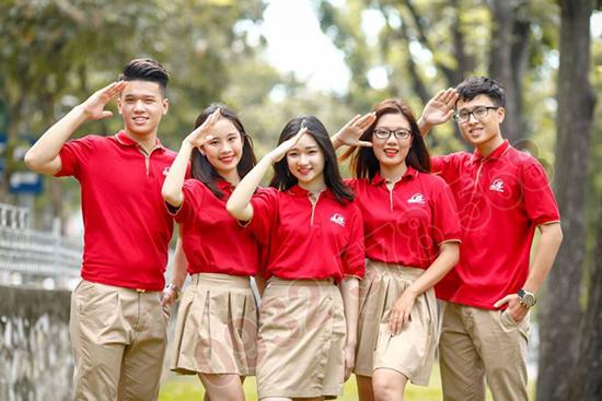 may đồng phục học sinh đẹp, giá rẻ tại quận 2