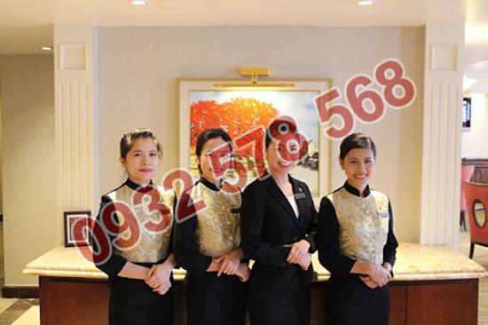 may đồng phục khách sạn tại quận 6