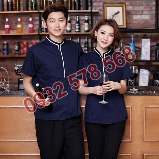may đồng phục nhà hàng tại quận 6